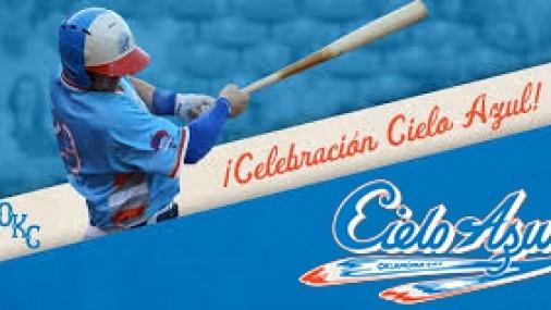 ¡¡CELEBRACIÓN CIELO AZUL!!  REGRESA JULIO 27-30 EN CHICKASAW BRICKTOWN BALLPAR