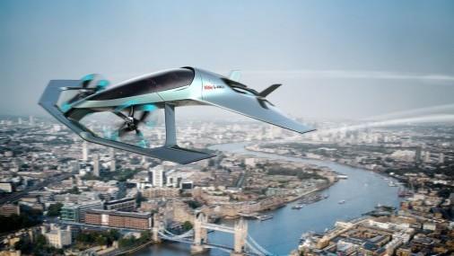 Aston Martin quiere tener su propio auto volador