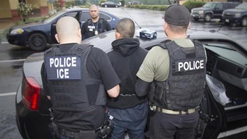 Protesta CONTRA ICE EN LA CIUDAD DE OKLAHOMA