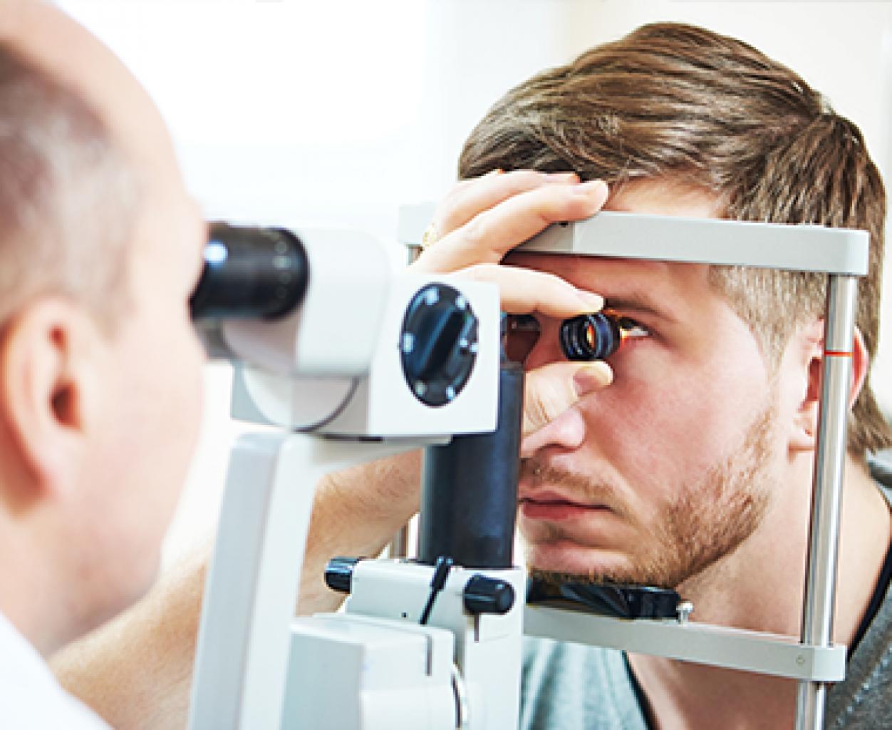 ¿Qué incluye un examen completo de los ojos?
