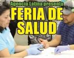 Agencia Latina presenta  FERIA DE SALUD