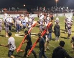 Huge Victory Christian Heritage Academy 44 -Wellston 14
