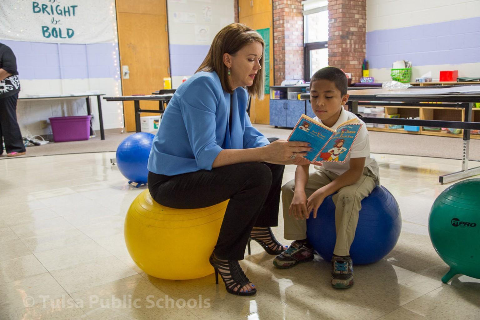 """Estudiantes, Maestros, Líderes escolares y Comunidad celebró  """"Tulsa Beyond"""""""