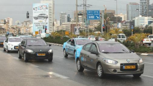 El Estado de Israel prohibirá la venta de automóviles que funcionen con gasolina y diésel