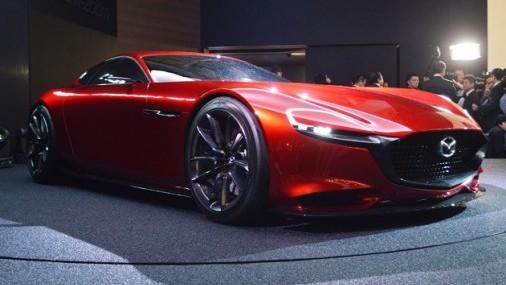 Mazda usará su tecnología del motor rotativo en sus vehículos eléctricos
