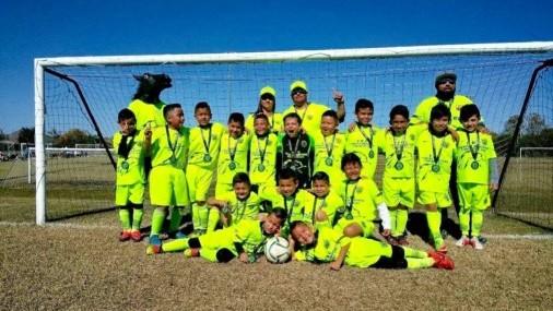 Bravos FC Sigue Creciendo