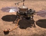La NASA logra un éxito total al aterrizar la sonda InSight en Marte