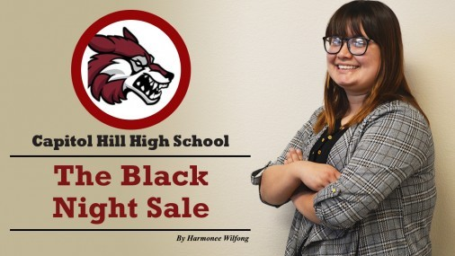 The Black  Night Sale