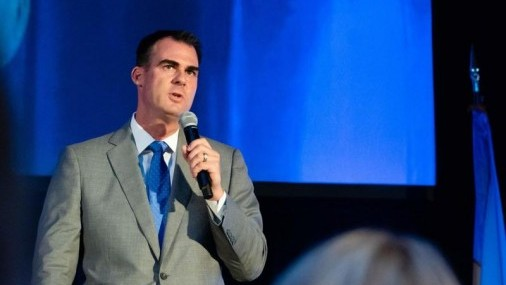 GOVERNOR KEVIN STITT FIRST EXECUTIVE ORDERS