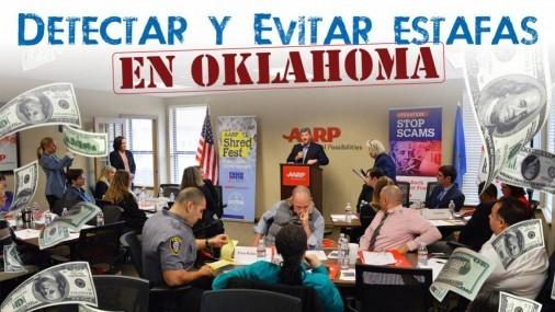 Detectar y Evitar estafas en Oklahoma