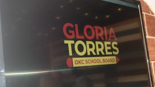 Gloria Torres for OKC School Board