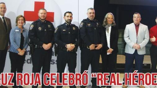 """Cruz Roja celebró """"Real Héroes"""""""