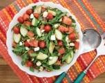 Ensalada de Tomate y Sandía