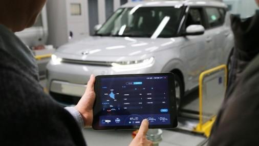 Kia y Hyundai desarrollaron una aplicación de control de rendimiento
