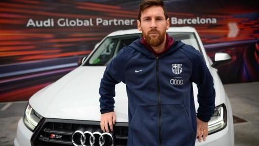 Cuáles son los automóviles de los jugadores del Barcelona