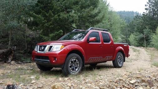Nissan le dará un cambio de estilo y diseño a la Frontier del 2021