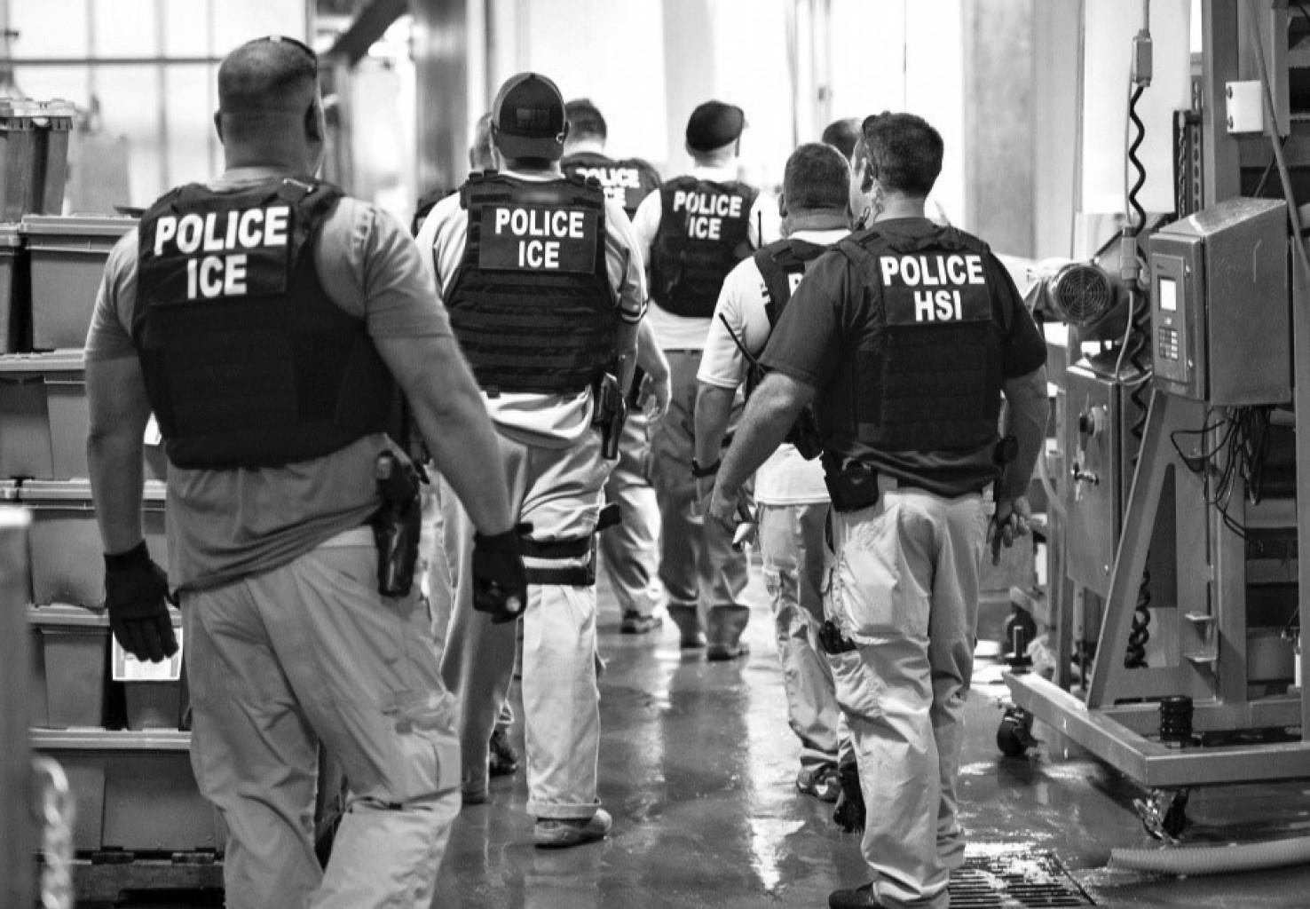 Mississippi la Mas grande Redada de inmigración