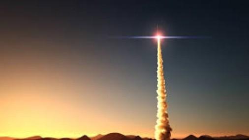 Russian rocket engine explosion & radiation kills two.
