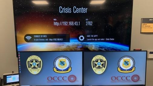 OCCC New Campus Police Headquarters