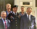 Piden a Tribunal de Apelación Que Pentágono Detenga Baja de Miembros de la Fuerza Aérea con HIV