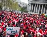 D.C. charter school movement rally