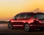 Chrysler le dio una fresca renovación al minivan Pacífica del 2021