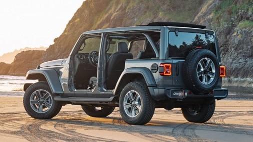 EL IIHS penaliza al Jeep Wrangler con una mala calificación por su inseguridad