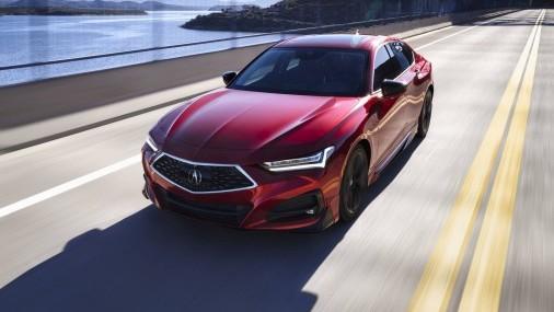 Acura develó el TLX del 2021 con el regreso del Tipo S de alto rendimiento