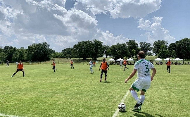 Energy FC derrota al Sporting KC II, 1-0, en Behind Closed Doors Friendly