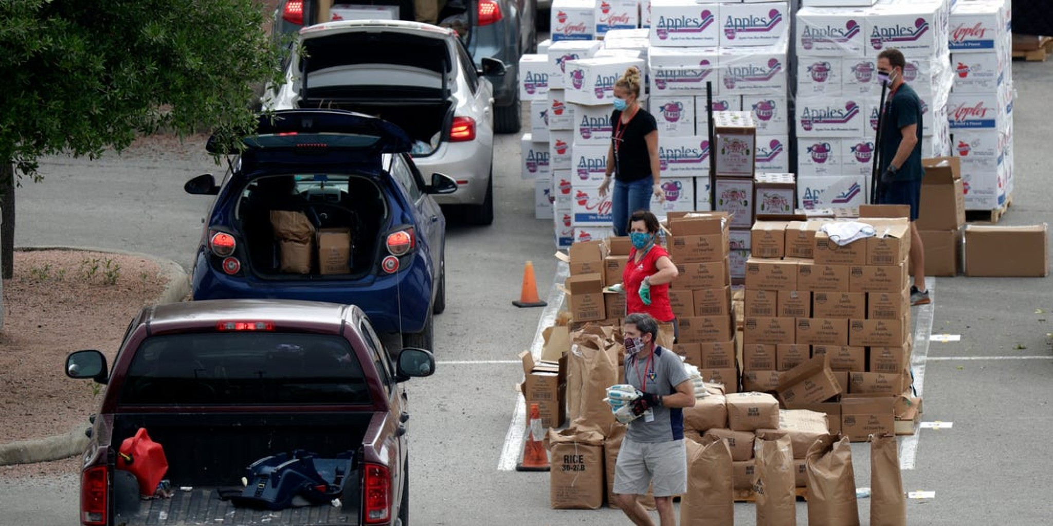 Oklahoma Food Banks in Support of Congress Expanding Universal Charitable Deduction