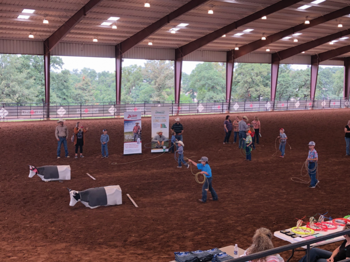 Little Cowboys & Cowgirls Invited to Participate in the LongRange© Kids Dummy Roping Contest