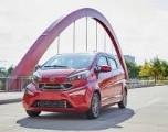El Kandi Chino llegará al país como el vehículo eléctrico más barato