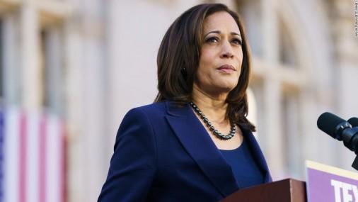 """Demócratas acusan de racismo a republicanos que pronuncian mal """"Kamala"""""""