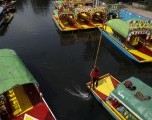 "Reabren los ""jardines flotantes"" de México tras coronavirus"