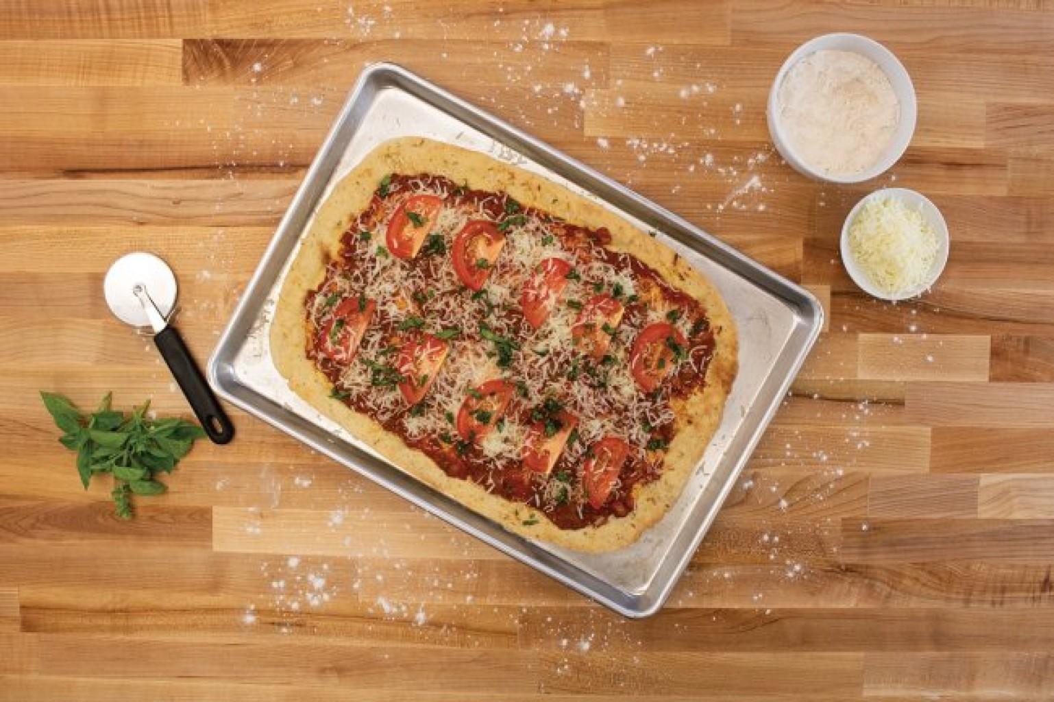 Receta de La Semana: PIZZA MARGHERITA CASERA