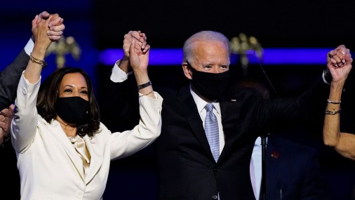 Collective Congratulations to the incoming Biden-Harris Administration