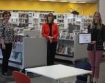 Pioneer Library System gana premio por innovación