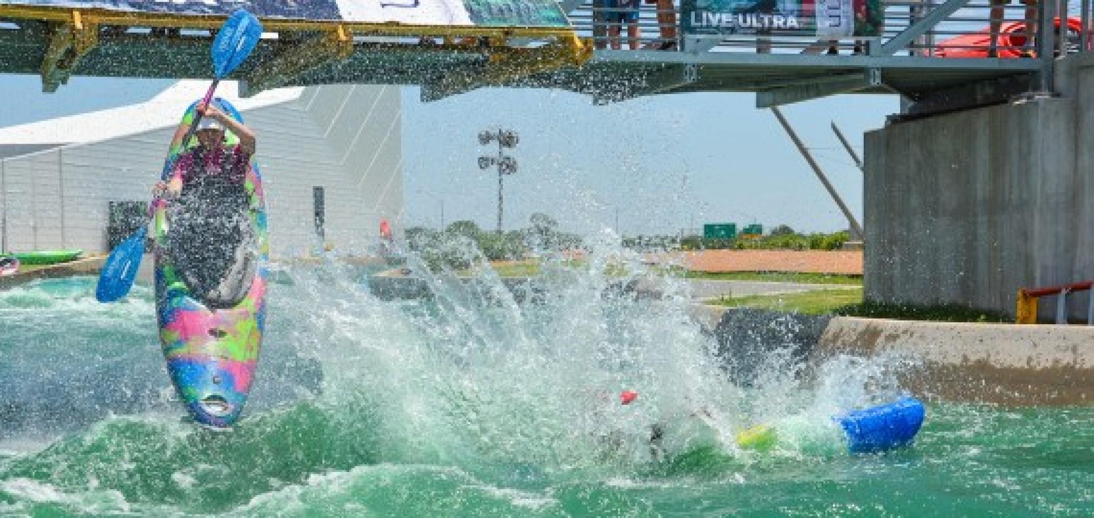 Oklahoma City Sede de la Supercopa de Canoa