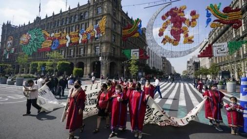 Ciudad de México marca caída de capital azteca hace 500 años