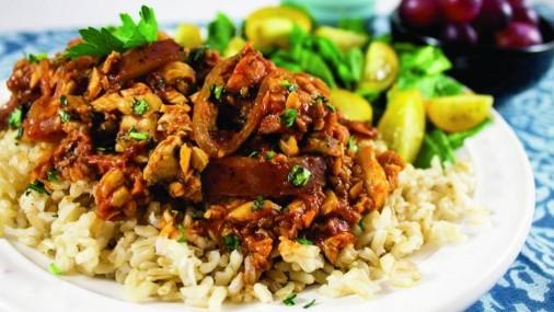 Receta de la Seman: Salsa de Chipotle con Frijoles Negros
