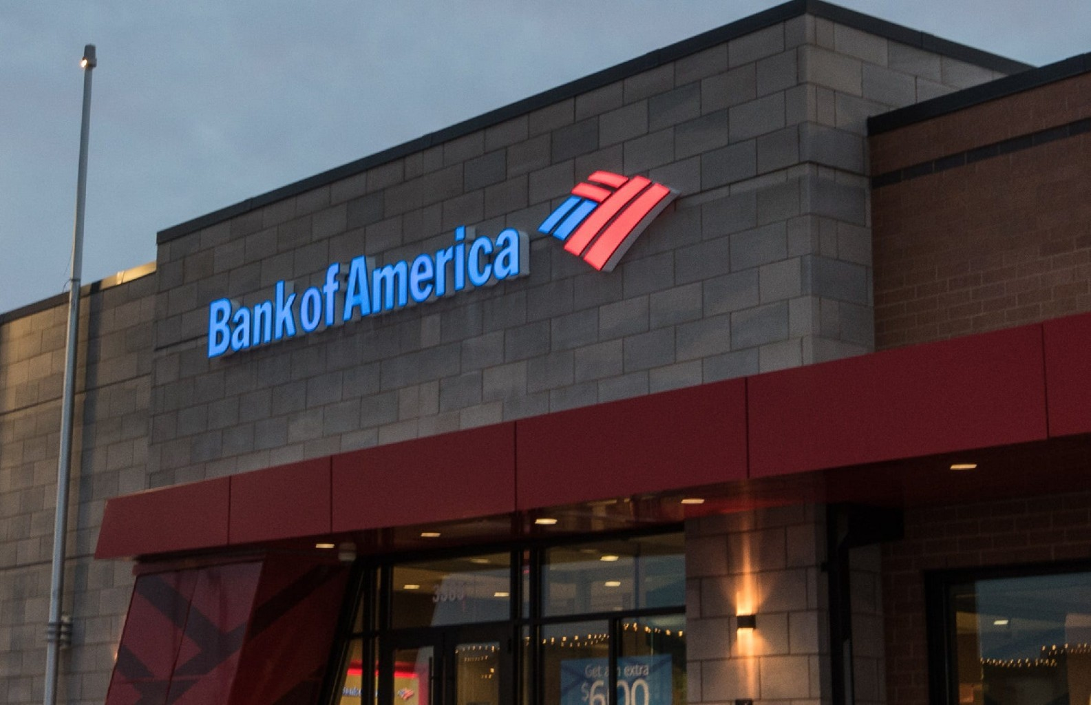 Bank of America          $25,000 to Opportunities Industrialization Center