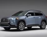 Mazda -Toyota Manufacturing da inicio a la producción del Corolla Cross