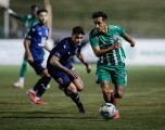 Super subs, penalty stop earn  Energy FC draw against Indy